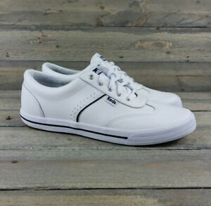 Keds Women's Courty Core White Leather