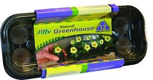 Jiffy-36mm-Windowsill-Greenhouse-12-Plant-Starter-Kit