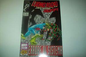 L-039-UOMO-RAGNO-2099-N-21-MARVEL-COMICS-FEBBRAIO-1995-BUONISSIMO