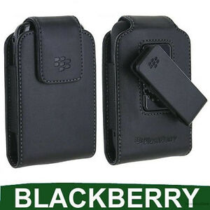 GENUINE-Blackberry-CURVE-9360-Leather-Pouch-Case-Cover-Smartphone-Mobile-phone
