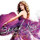 Speak Now Taylor Swift CD 1 Disc 843930003976