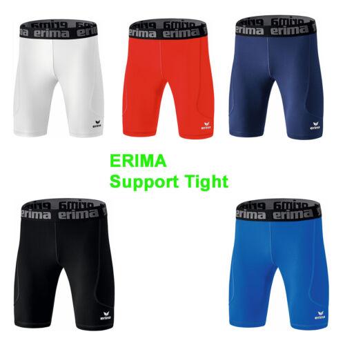 Erima Elemental Tight kurz Shorts Radlerhose Funktionsunterwäsche