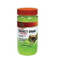Zilla Gut Load Cricket Drink With Calcium 16oz Free Shipping