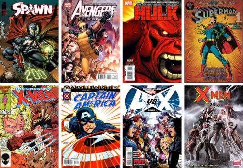Vintage Comic Book Cover Art Poster Print Buy 1 get 2 FREE