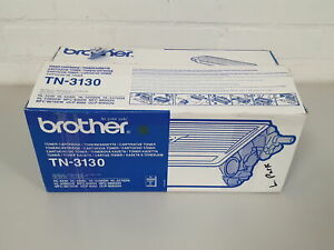 Brother TN-3130 Black Toner Cartridge Printer Ink