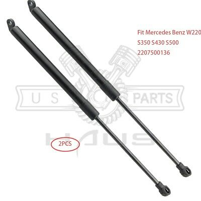 Trunk Gas Charged Lift Support Fit Mercedes Benz W220 S350 S430 S500 2207500136
