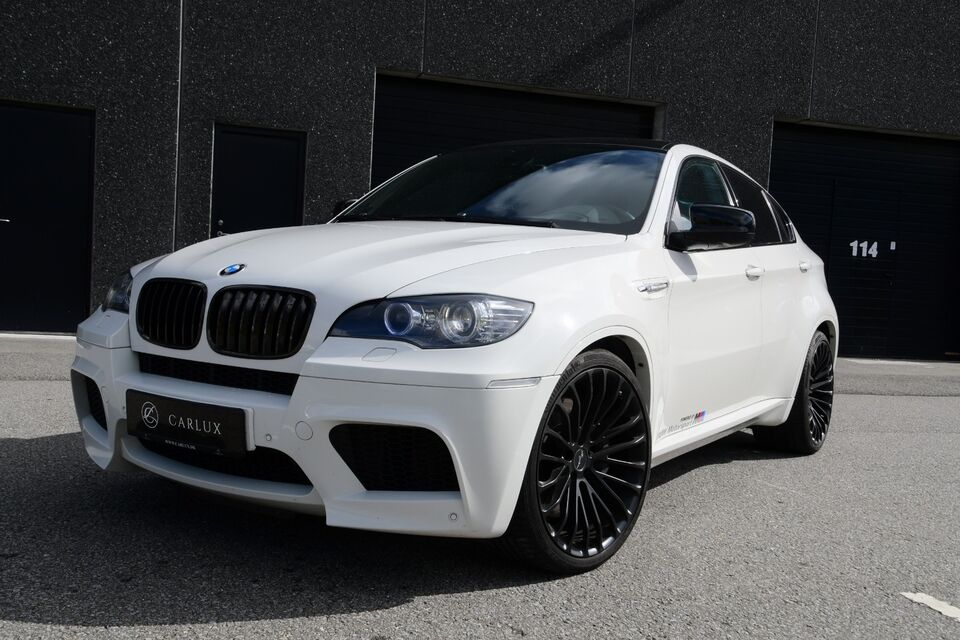 BMW X6 4,4 M aut. Benzin 4x4 4x4 aut. Automatgear modelår