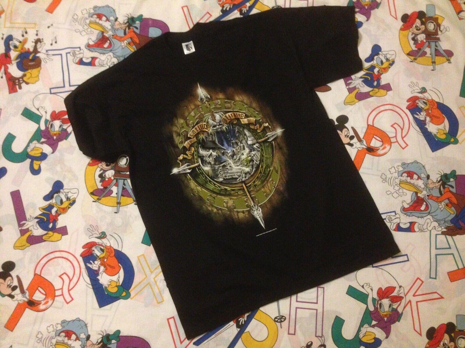 1995 Vintage Cypress Hill Latino Lingo Album Vintage T Shirt
