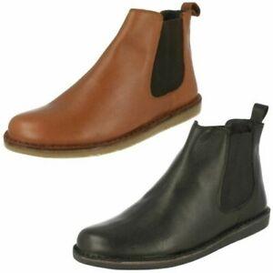 Mens-Padders-Pull-On-Chelsea-Boots-Jez