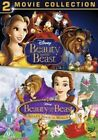 Beauty and The Beastbelles Magical World Doublepack DVD 1992