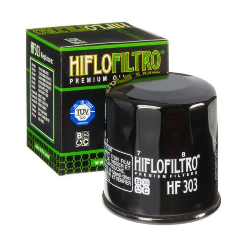FILTRE HUILE HIFLOFILTRO HF303 Honda CBR1000 F Hurricane 1987 /< 1995
