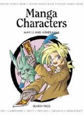 Very Good, Design Source Book 23: Manga Characters, LI, MAY, Book