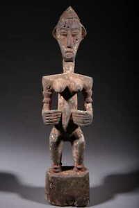 art africain Statue Sénoufo 573