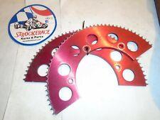 VINTAGE RACING GO KART HORSTMAN 2 PC SPROCKET 35 CHAIN 68 TOOTH CART PART