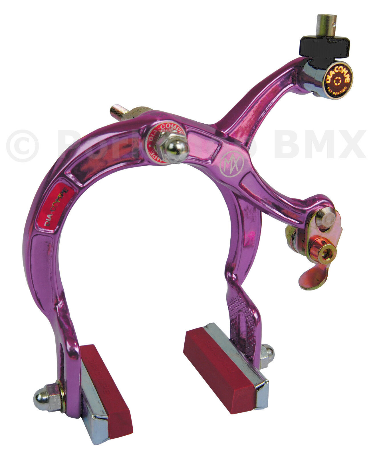 Dia-Compe old school BMX reissue MX1000 MX  1000 bicycle brake caliper PURPLE  order now lowest prices