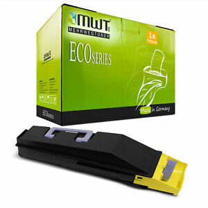 Mwt-Eco-Toner-jaune-remplace-Kyocera-tk855-tk-855-tk-855y-tk855y-TK-855-Y