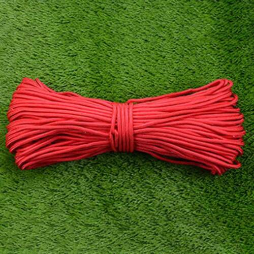2mm Micro Cord Paracord Lanyard Rope Single Bushcraft 30m Survival Outdoor