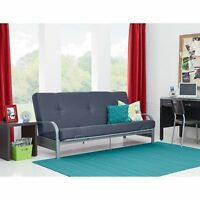Futon Sofa Bed With Mattress Convertible Sleeper Lounger Dorm Couch Seat Folding