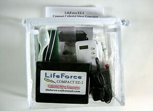 LifeForce-Compact-EZ-2-Deluxe-Colloidal-Silver-Generator-Package-NEW-FS