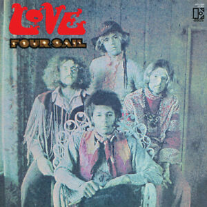 Love-Four-Sail-New-Vinyl-LP-Colored-Vinyl-Green