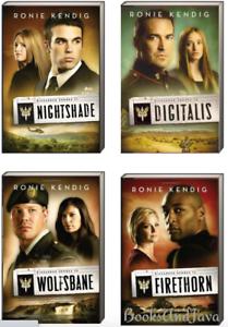 Discarded-Heroes-1-4-Nightshade-Digitalis-Firethorn-Ronie-Kendig-4-Paperbacks