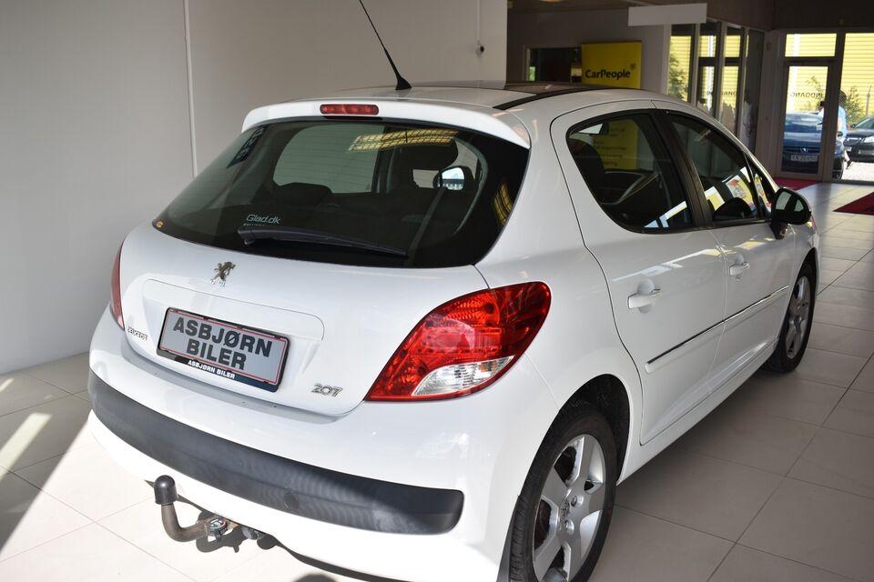 Peugeot 207 1,6 HDi 92 Active Diesel modelår 2011 km 126000