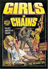 Girls in Chains (DVD, 2008) VERY RARE 1973 HORROR NEW AKA SCHOOLGIRLS IN CHAINS