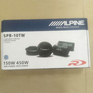 Alpine-SPR-10TW-1-034-Component-Tweeter-1-inch-Car-Tweeters-Type-R-Alpine-Tweeter