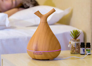 Nozzle-Air-Humidifier-Wood-Grain-Essential-Oil-Diffuser-Aromatherapy-Mist-Maker