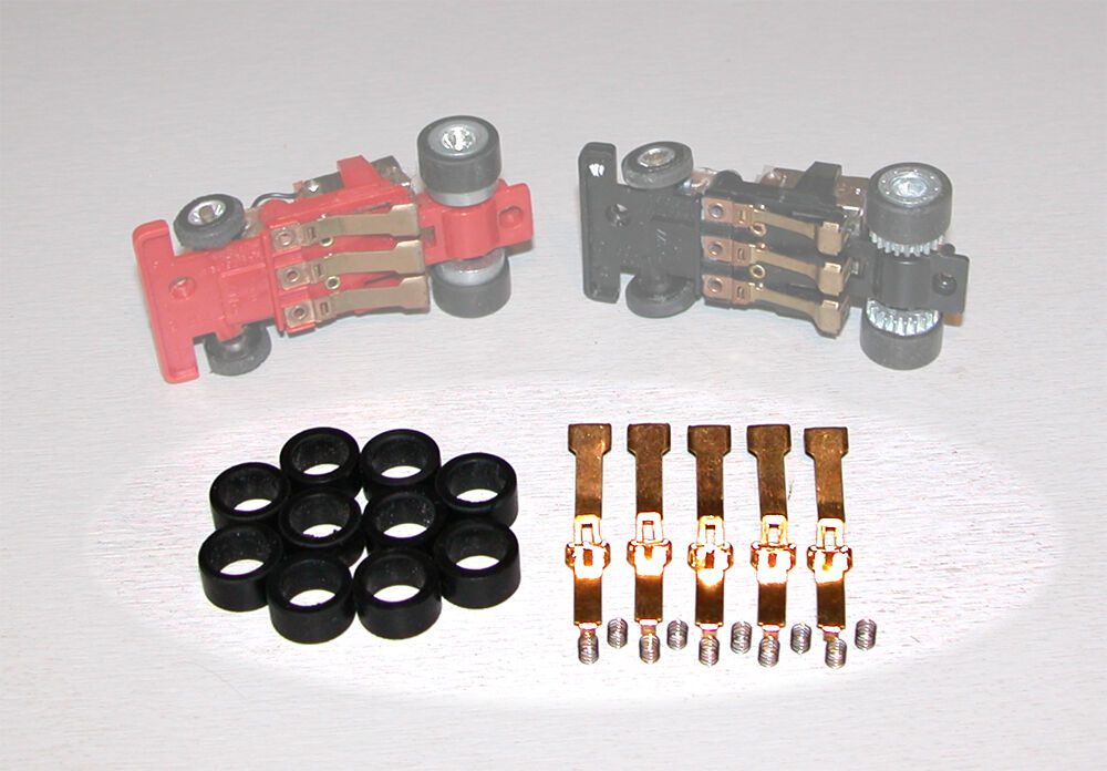 shoes + 10 pneus AR Silicone New ! TCR MK1 10 lames