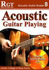 Acoustic Guitar Playing: Grade 8 by Tony Skinner (Paperback, 2008)