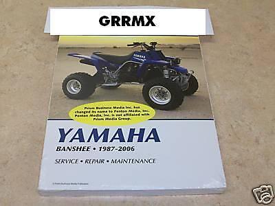 1997 yamaha banshee yfz350j yfz350k atv service repair manual download