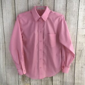 62a15175a3669 Foxcroft Women s Wrinkle Free Button Down Blouse Shirt Size Small ...