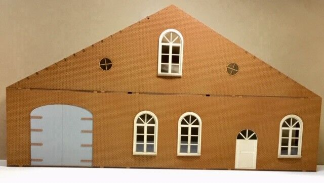 Halbrelief Fabrikgebäude Module Gr. Spur 1 (1 32)  | Treten Sie ein in die Welt der Spielzeuge und finden Sie eine Quelle des Glücks
