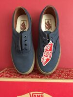 Vans Era Gumsole Trainers Skate Shoes Uk 4 Brand With Box