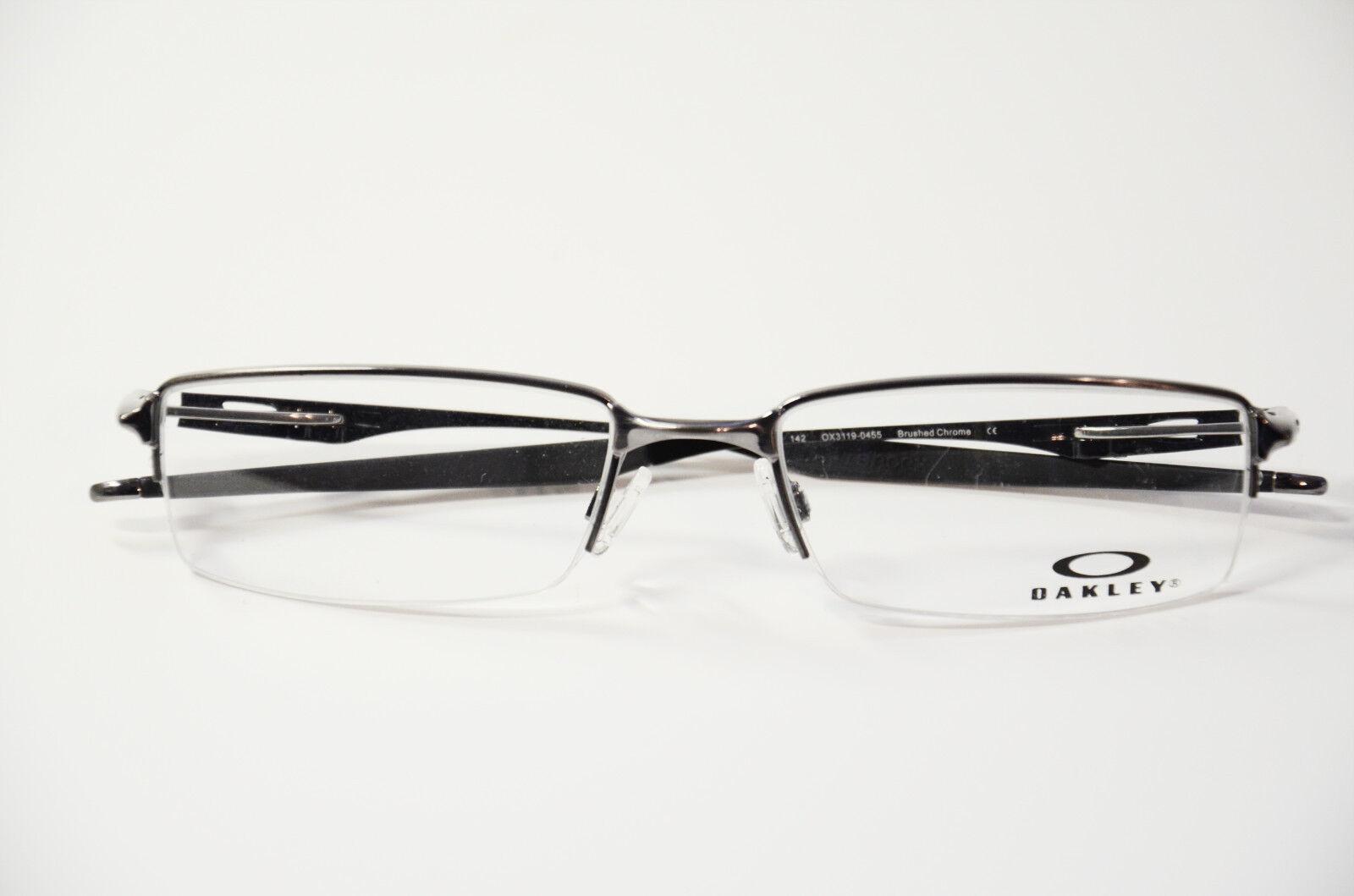 Oakley Lesebrille OX 3119 04 Brille Herren 1,0 1,5 2,0 2,5 3,0 3,5 4,0 Neu