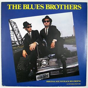 BLUES-BROTHERS-The-Blues-Brothers-LP-1980-SOUNDTRACK-R-amp-B-SOUL-NM-NM