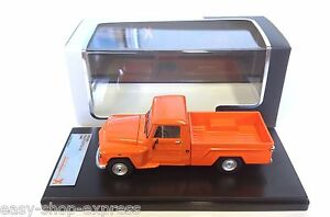 Ford-F-75-Pick-Up-1980-Orange-1-43-PREMIUM-X-IXO-VOITURE-RESINE-PRD393
