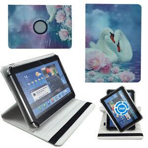 Huelle-fuer-Odys-NoteTab-PRO-LTE-Schutz-10-Zoll-Tablet-Tasche-Schwan