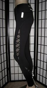 424aaac8d1 NWT VICTORIA S SECRET SPORT MESH STRAPPY CORSET LACEUP KNOCKOUT ...