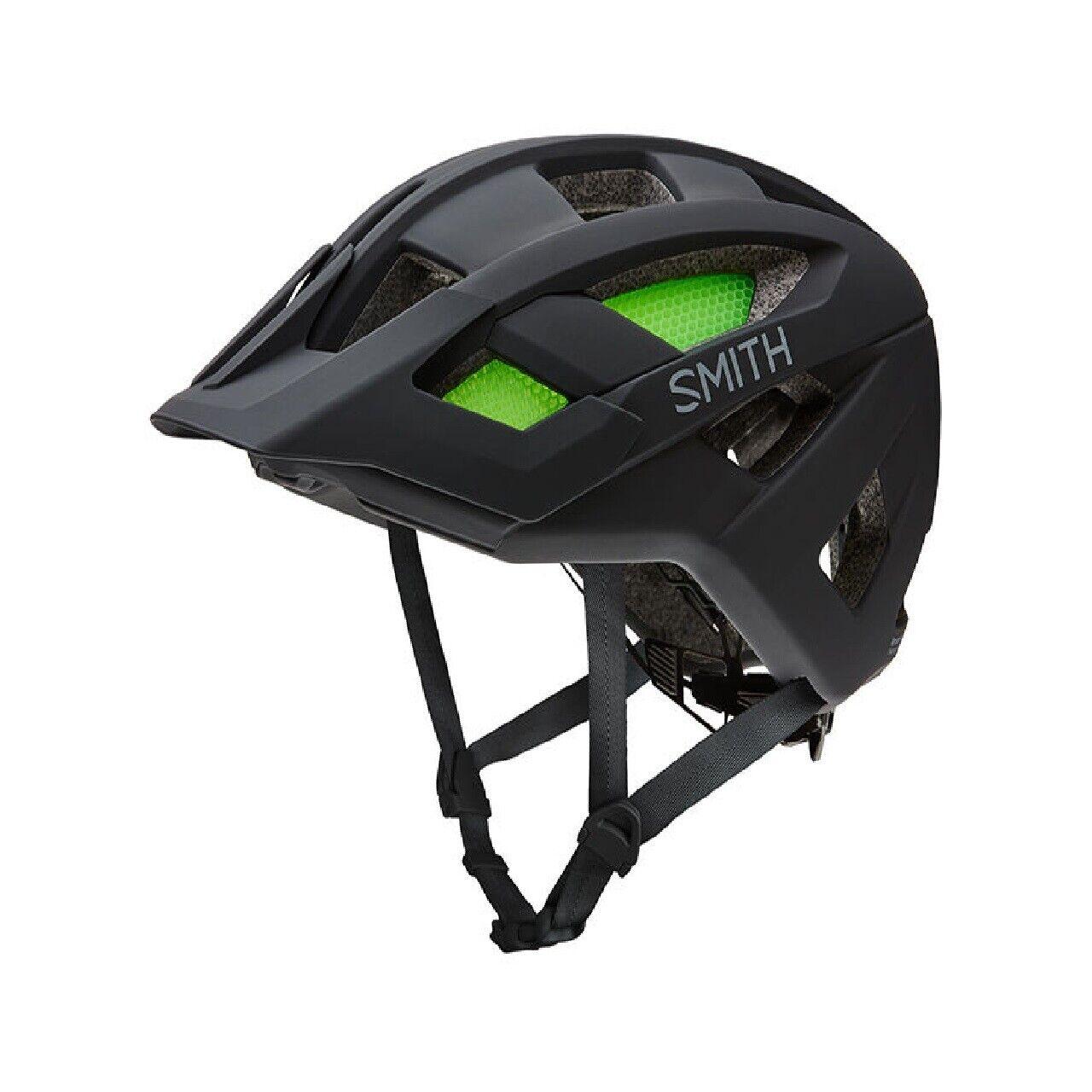 Rover Bicicleta De Montaña Bicicleta de montaña Smith Casco Negro Mate