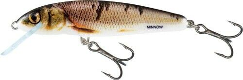 """Salmo Minnow Sinking 5 Lure Wounded Dace 2/"""" Crankbait Lure"""
