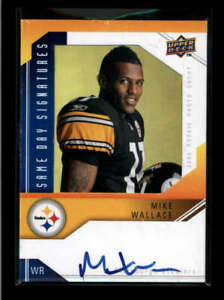 MIKE-WALLACE-2009-UPPER-DECK-NFL-SAME-DAY-ROOKIE-PHOTO-SHOOT-AUTO-AJ9912