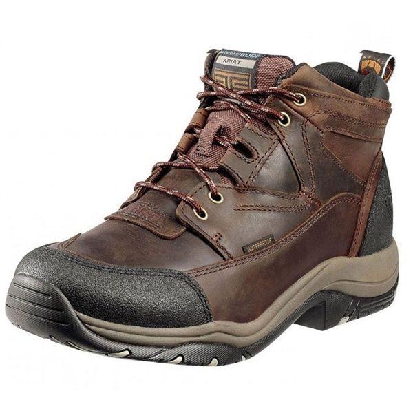 10002183 Ariat Men's Terrain H2O Waterproof Boot - Copper NEW