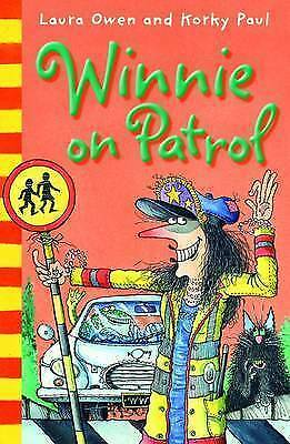 1 of 1 - Winnie on Patrol (Winnie the Witch), Owen, Laura, Used; Very Good Book