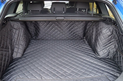 Tailored Quilted Waterproof Boot Liner Fits BMW 3 Series F31 Touring 2012-2018