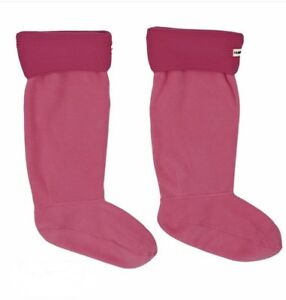 10 Boot Large Hunter Bright 8 New Nib Socks Us Cuff Cerise Tall AWzzpYqw4