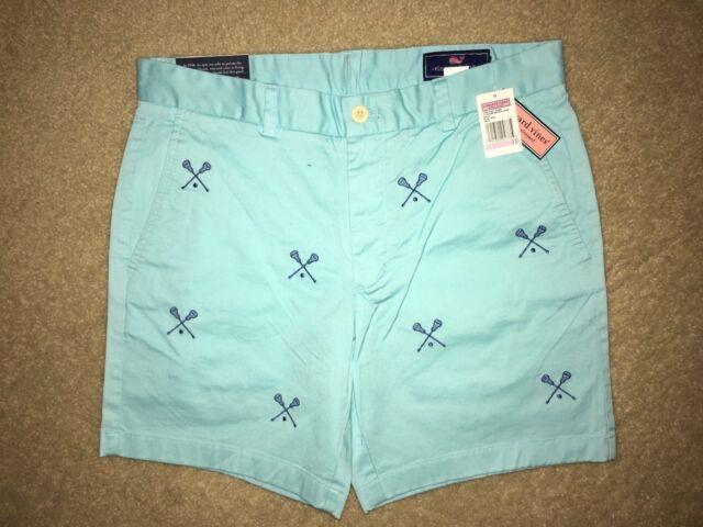 Vineyard Vines Breakers Lacrosse stick shorts boys 14