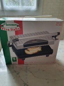 grill panini 700w Bestron
