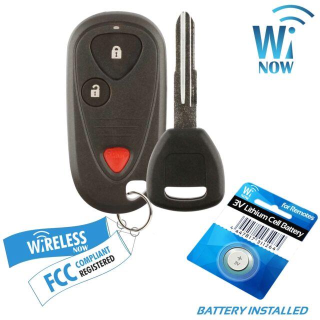 Car Fob Keyless Remote For 2002 2003 2004 2005 2006 Acura